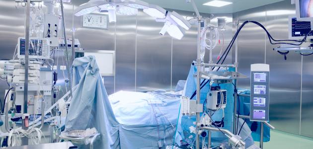 anesthésie générale plateau